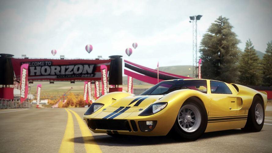 Ford GT40 Forza Horizon