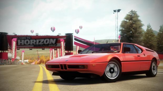 BMW M1 Forza Horizon