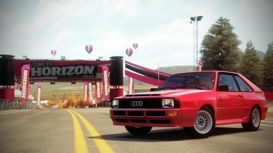 Audi Sport Quattro Forza Horizon