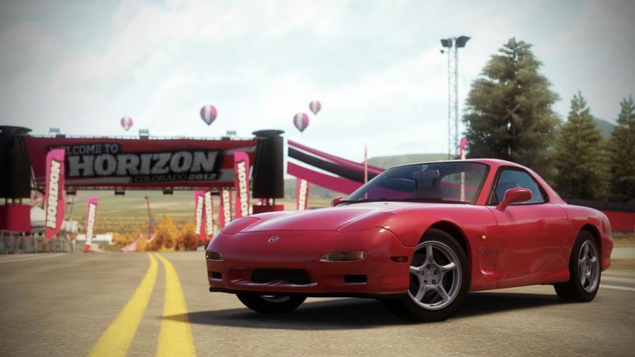 Mazda RX7 Forza Horizon