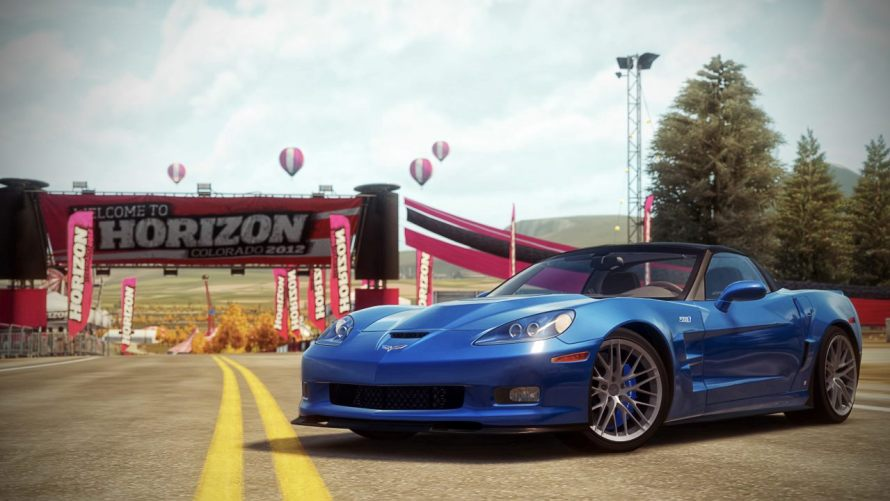 Chevy Corvette ZR1 Forza Horizon