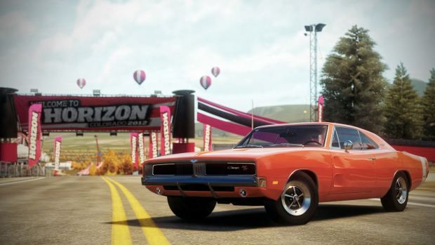 Dodge Charger Forza Horizon
