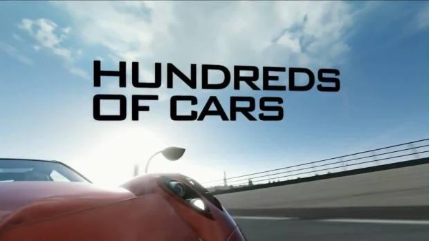 Forza Motorsport 5 Hundred of Cars