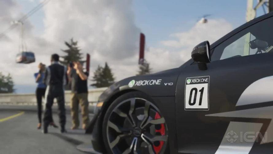 Audi R8 Forza Motorsport 5