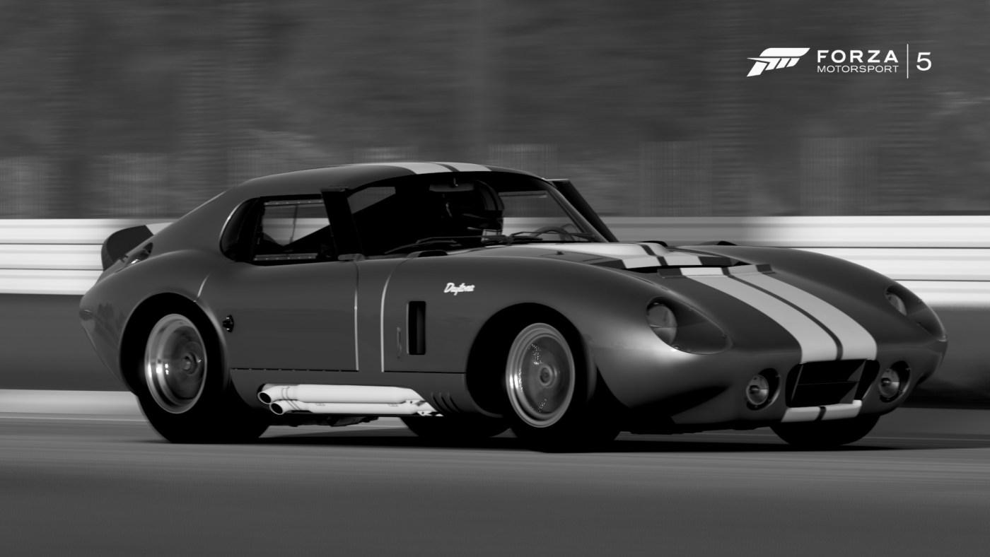 Shelby Cobra Daytona dans Forza Motorsport 5