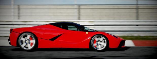 Ferrari LaFerrari Nurburgring Nordschleife Forza Motorsport 5