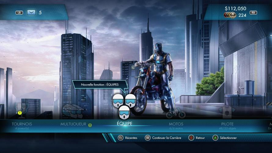 trials fusion xbox one - patch equipes