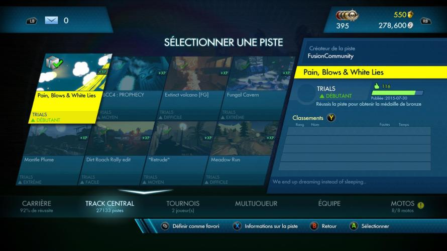 recommandations uplay 55
