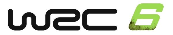 WRC 6 annoncé officiellement par Kylotonn et Bigben