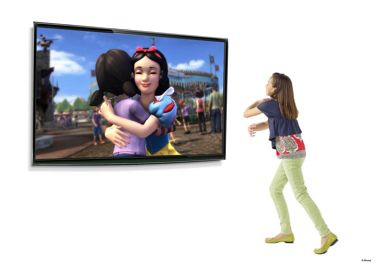 Quelques Images De Kinect Disneyland Adventures Xbox One Xboxygen