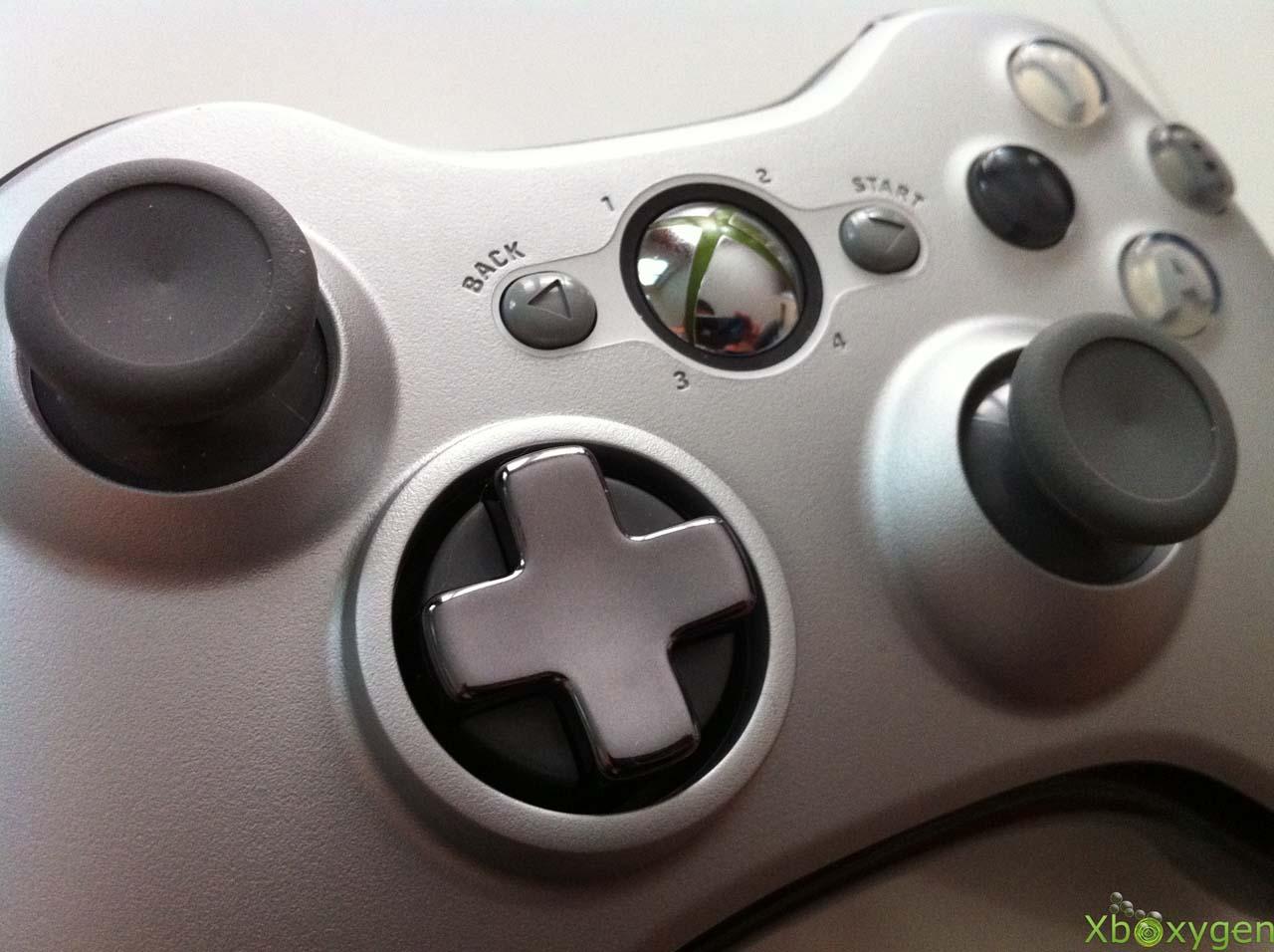 Prsentation De La Nouvelle Manette Xbox 360 Xbox One Xboxygen