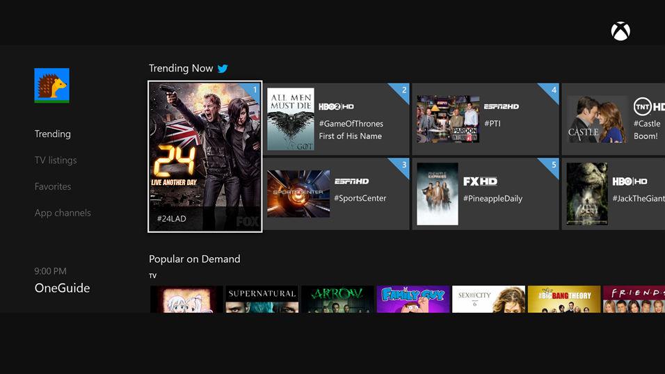 45 Nouvelles Applications Pour Xbox One Et Xbox 360 Xbox
