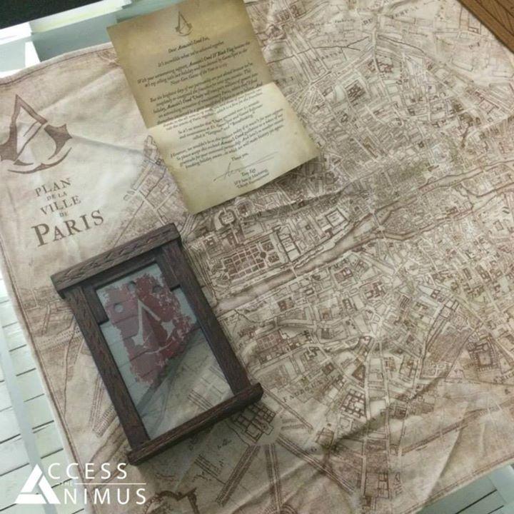 Assassins Creed Unity La Carte Complte De Paris En