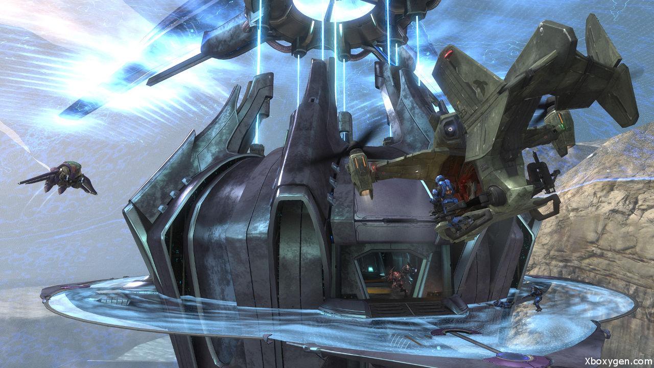 Halo Reach 22 Images De 3 Nouvelles Cartes Xbox One