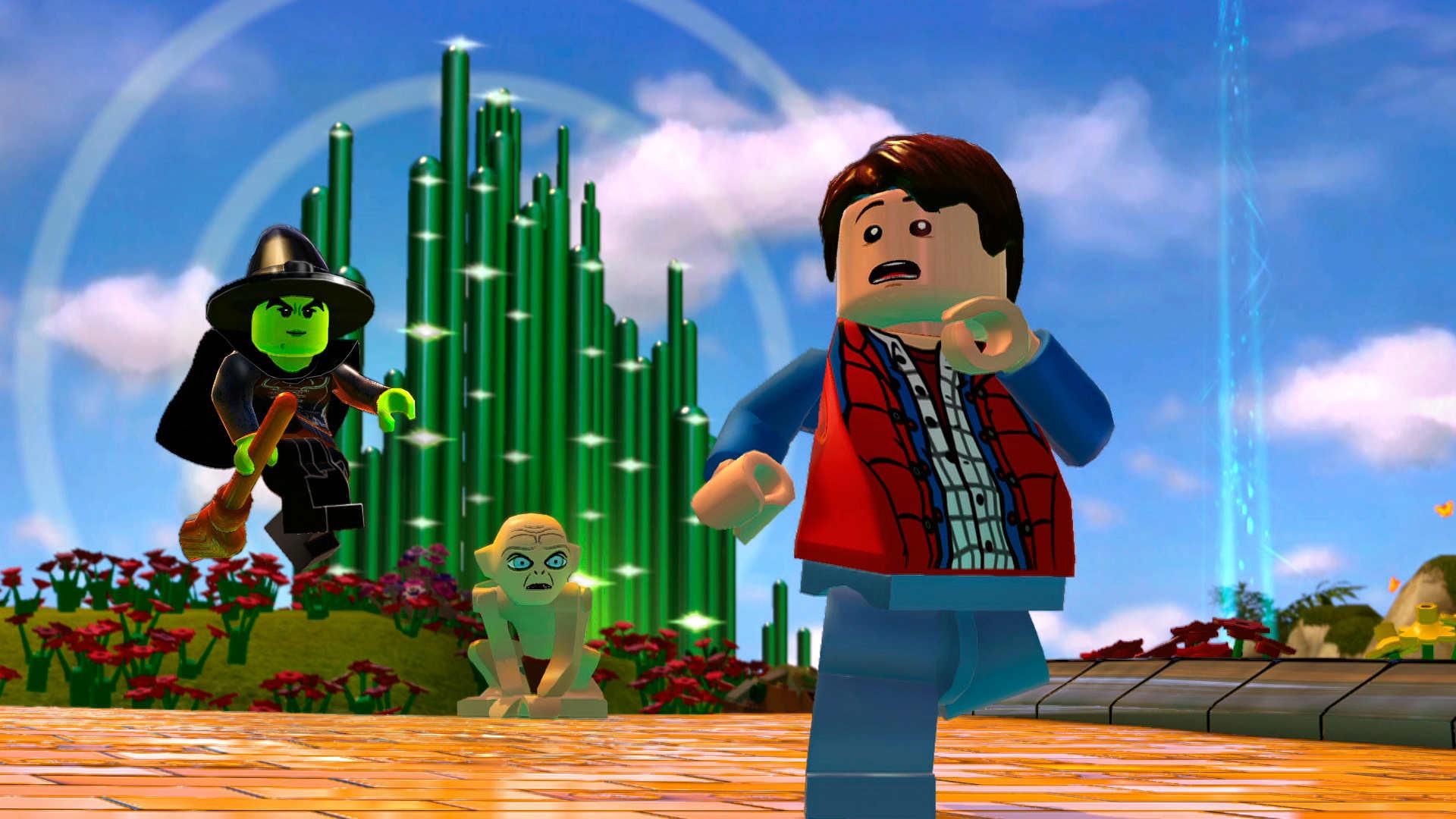 LEGO Dimensions Rejoint Les Rangs Des Jeux Figurines