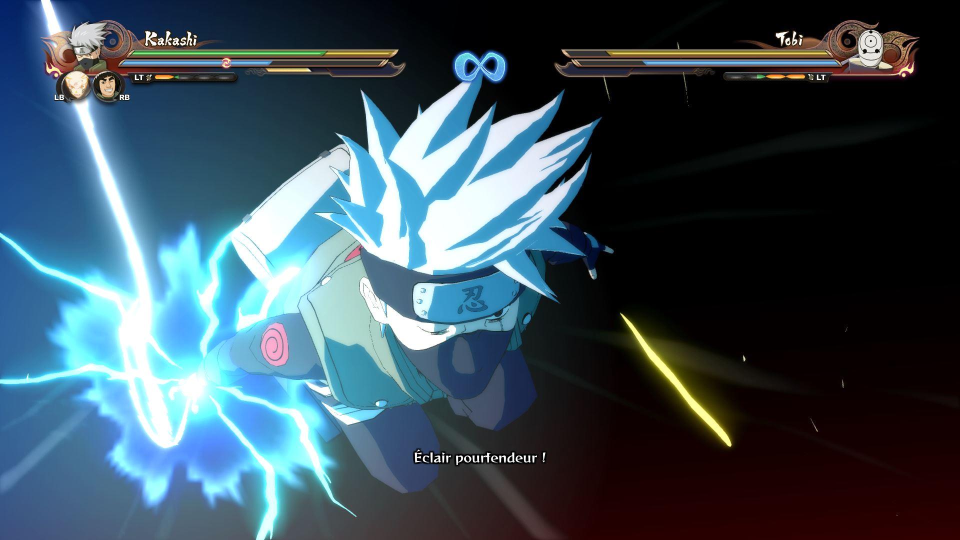 Test Naruto Ultimate Ninja Storm 4 Xbox One Xboxygen