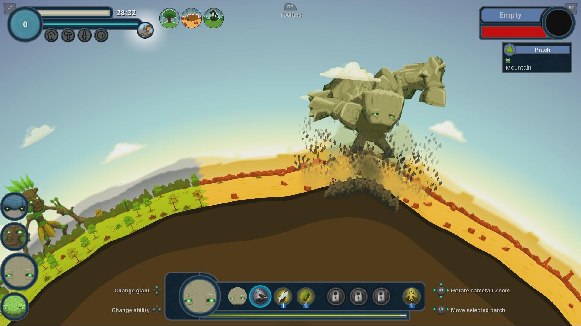 Reus Incarnez 4 Gants Et Dominez Le Monde Dans Ce Nouveau Jeu Ind Xbox One Xboxygen