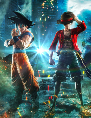 E3 2018 Jump Force Runit Naruto Dragon Ball Z Et One