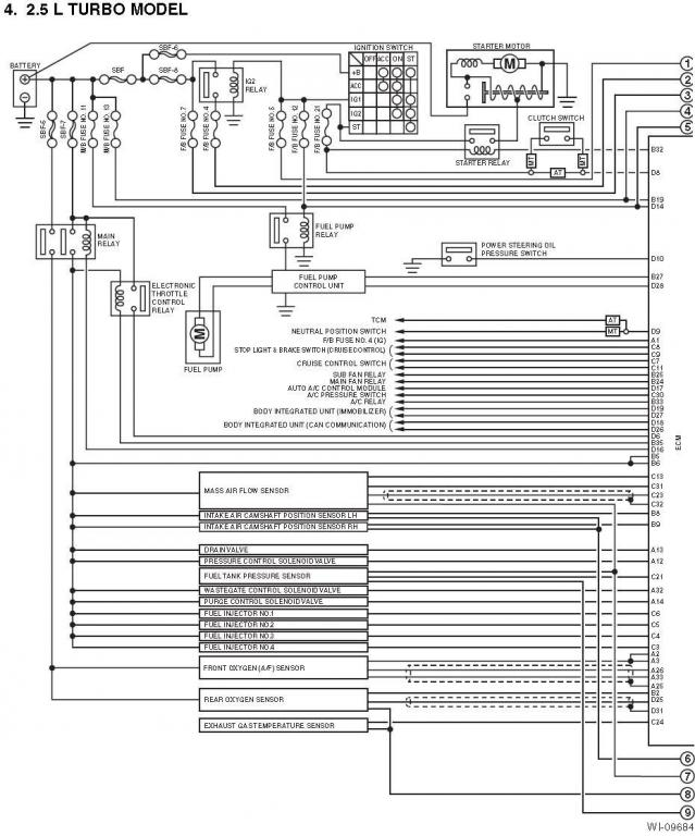 subaru legacy ecu wiring diagram triumph bonneville t140v xcceleration