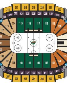 Hd image of xcel center seating chart template charts energy also hockey bremer bank suite level rh ayucar