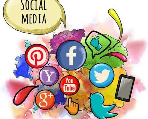 Social media marketing in your business