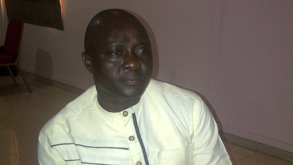 Comrade Norbert Chiazor, Chairman Delta State chapter of Nigerian Union of Journalists