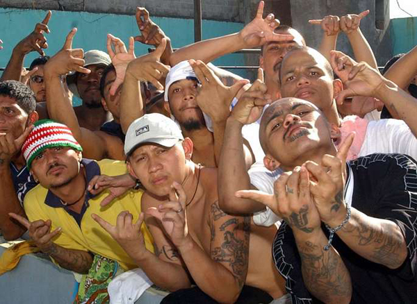 Gangster Paradise Honduras' San Pedro Sula taking the top spot in the ranking