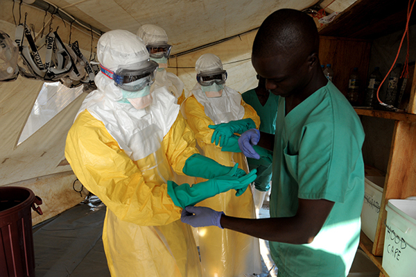 Doctors share horrors of West African Ebola virus outbreak as death