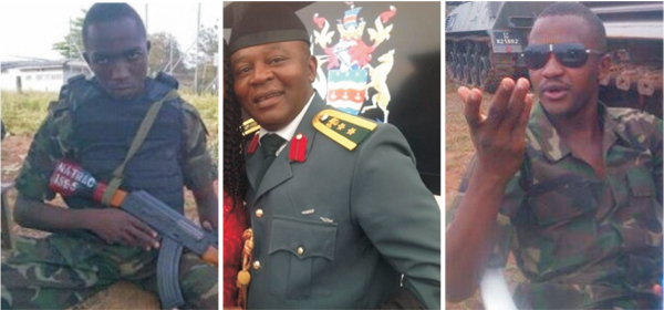 Lt. Mayowa Areago, Col. Hope Yakubu Giwa, and Lt. A. Mudassir Died in Active Service