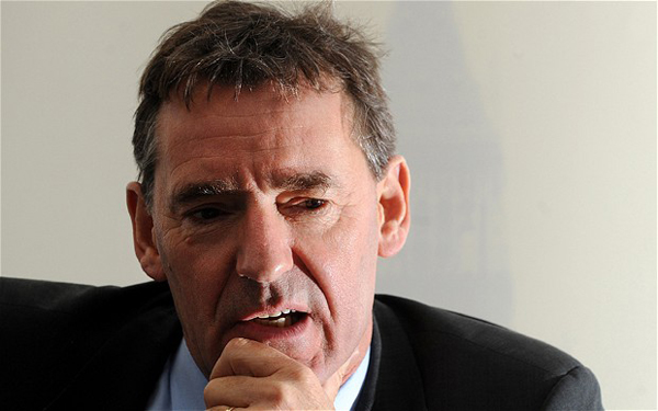 Former Chairman of Goldman Sachs Asset Management Jim O'Neill