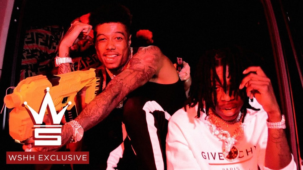 Blueface – Murder Rate (feat. Polo G)