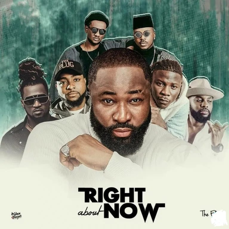 Harrysong - Right About Now EP