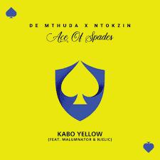 De Mthuda & Ntokzin – Kabo Yellow Ft. Malumnator, Njelic