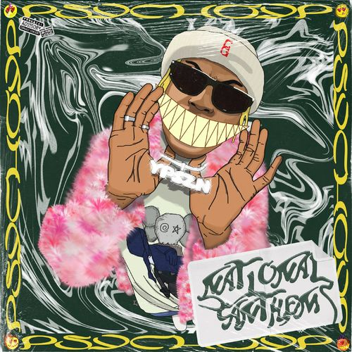 PsychoYP – National Anthem EP