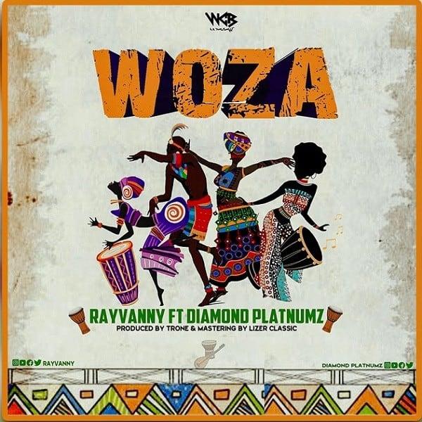 Rayvanny ft. Diamond Platnumz – Woza