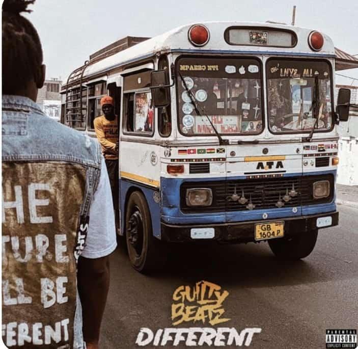 """GuiltyBeatz – Different"""" EP"""