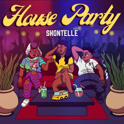 Shontelle – House Party Ft. Dunnie