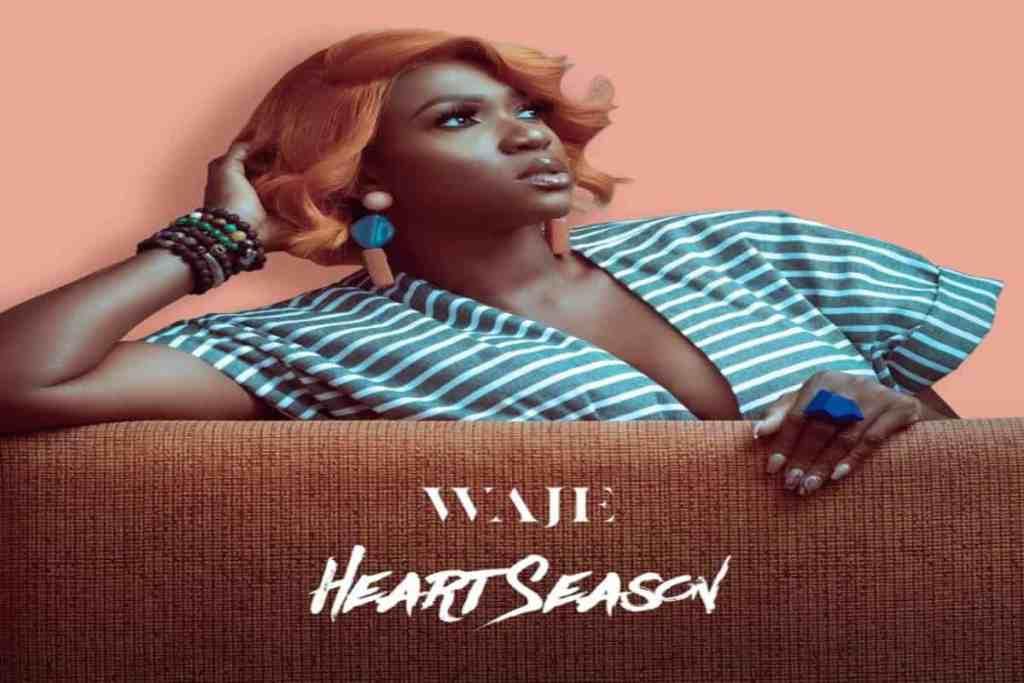 Waje – Heart Season EP (Album)