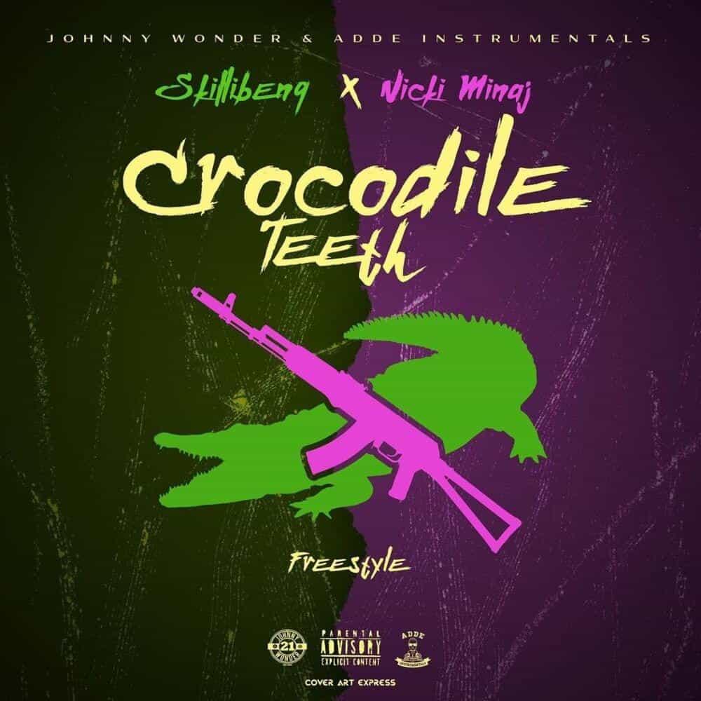 Skillibeng – Crocodile Teeth (Remix) ft Nicki Minaj