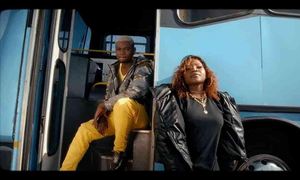 Makhadzi – Ghanama ft. Prince Benza (Video)