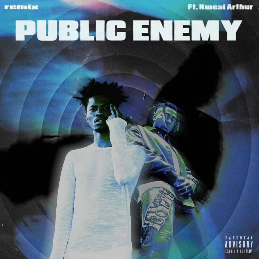 Infamousizak – Public Enemy Remix ft Kwesi Arthur