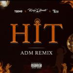Krizbeatz Ft. Tekno, Teni – Hit ADM (Remix)