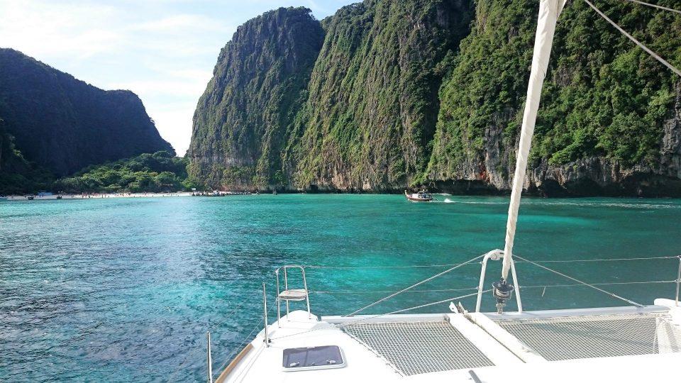 XclusiveSailing Thailand front