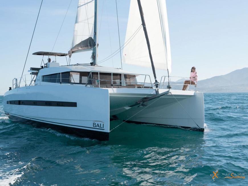 Bali 45 Sailing