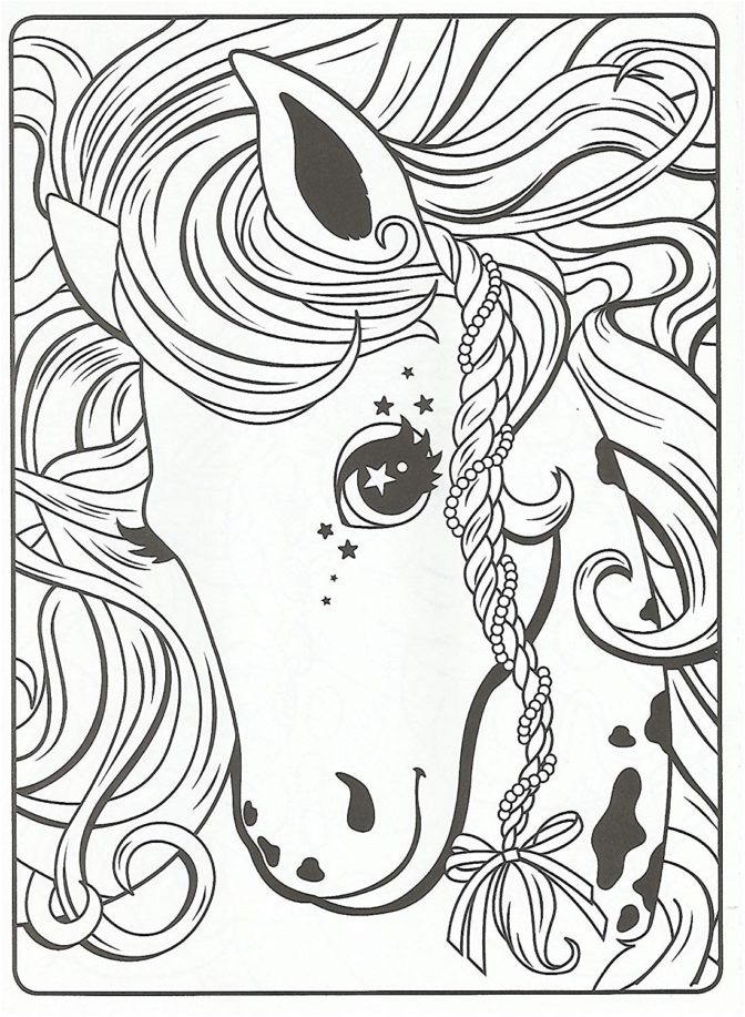 Lisa Frank Coloring Pages Unicorn