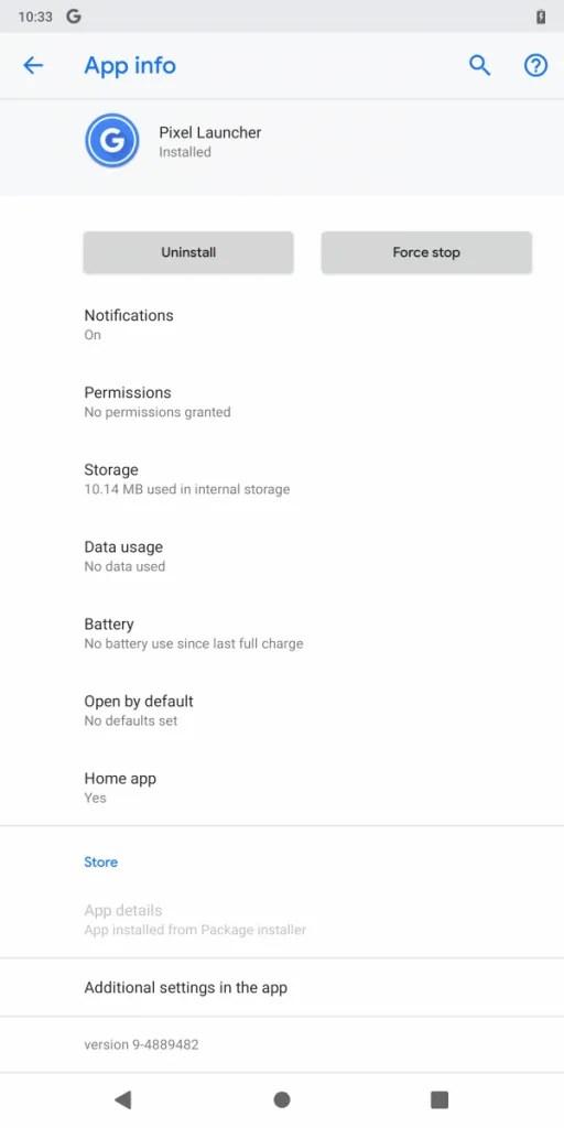 Google Pixel Launcher Google Assistant Icon