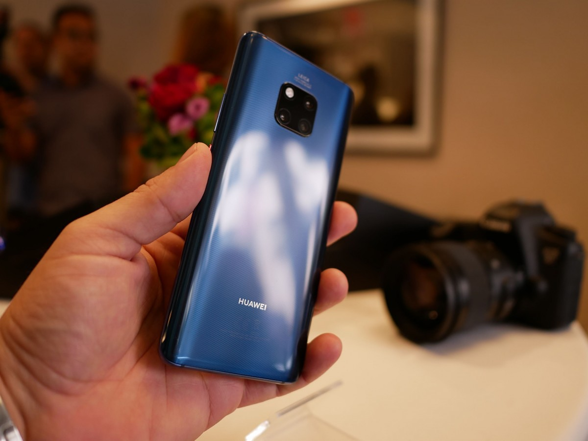 Huawei Mate 20 Pro's 3D scanning app is now available