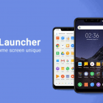 POCO Launcher Xiaomi Pocophone F1 Poco F1