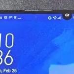 ZenFone with Offset Display Notch