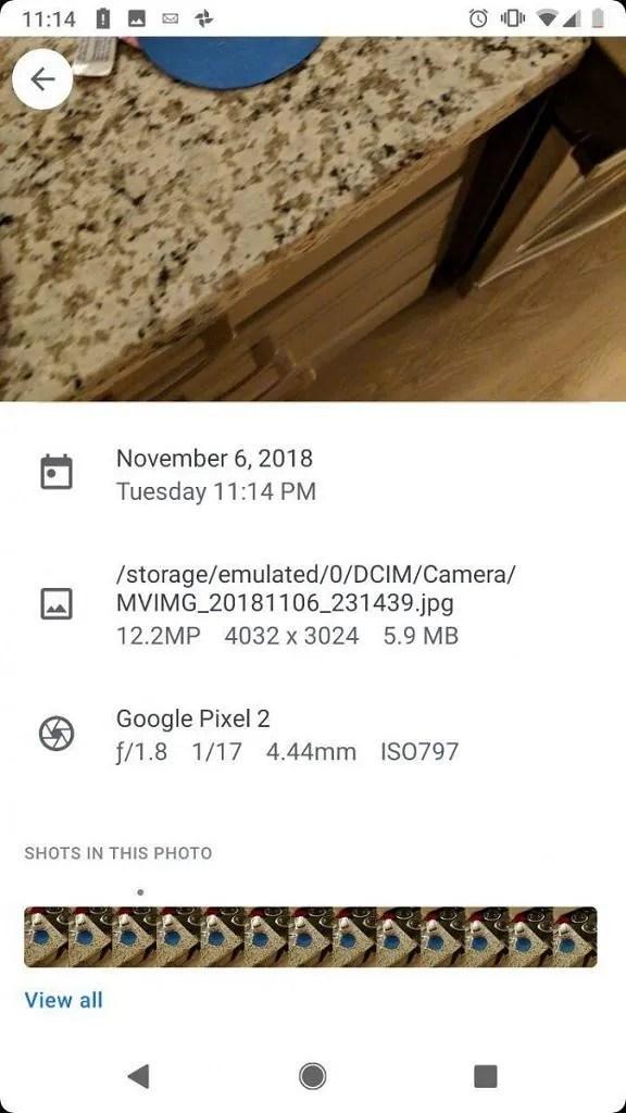 Google Camera Xda